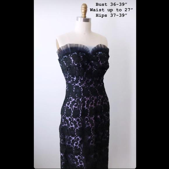 Vintage 1980s Silk Dress  Wiggle Dress  Strapless Dress  Purple-Red Sweet heart Boned Bodice ruched waist